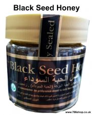 Black Seed Honey with Ginseng and Pollen Seed ( Best Selling ) Brand New